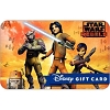Disney Collectible Gift Card - Star Wars Rebels