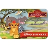 Disney Collectible Gift Card - The Lion Guard