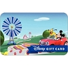 Disney Collectible Gift Card - Mickey Goes For A Spin
