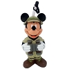 Disney Water Bottle With Straw - Animal Kingdom - Safari Mickey
