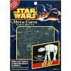 Disney Model Kit - Star Wars Metal Model Kit - AT-AT