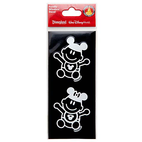 Your Wdw Store Disney Window Decal Baby Boy And Girl
