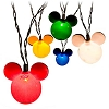 Disney Mickey Ears Christmas Lights - Multi Colors