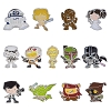 Disney Mystery Pin - Star Wars Cuties Pin Pack - Complete