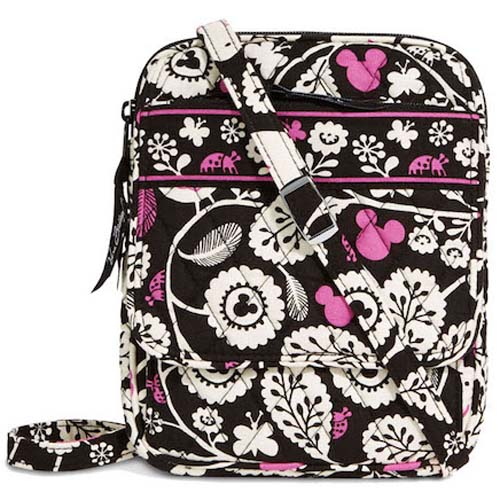 Your Wdw Store Disney Vera Bradley Bag Mickey Meets