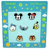 Disney 7 Pin Booster Set - Mickey & Friends Cutie Character Faces