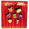 Disney 7 Pin Booster Pin Set -  Muppets with Mouse Ears