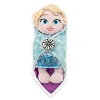 Disney Plush - Disney's Babies - Frozen - Elsa - Baby in Blanket
