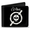RARE Apparel - Twenty One Pilots Bi-Fold Wallet - Skeleton Clique