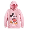 Disney Girls Hoodie - Sequined Mickey Mouse - Pink