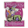 Disney Halloween Pin - 2015 Haunted Lands - Fantasyland - Minnie Mouse