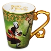 Disney Coffee Cup Mug - Fairytale Collection - Peter Pan & Capt. Hook
