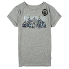 Disney Women's Shirt - The Haunted Mansion Character Tee