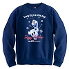 Disney Adult Shirt - Olaf Christmas Holiday WDW - Long Sleeve