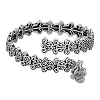 Disney Alex and Ani Charm Bracelet - Filigree Wrap Mickey - Silver