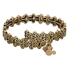 Disney Alex and Ani Charm Bracelet - Filigree Wrap Mickey - Gold