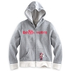 Disney Child Hoodie - Minnie Mouse WDW Silver Hoodie for Girls