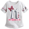 Disney Child Shirt - Minnie Mouse WDW Sequin Shirt for Girls