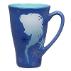 Disney Coffee Cup Mug - Disney's Frozen - Anna and Elsa Silhouettes