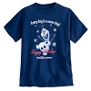 Disney Child Shirt - Olaf Christmas Holiday WDW - Short Sleeve