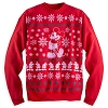 Disney ADULT Shirt - Mickey Mouse Sweater Design - 2015