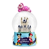 Disney Snow Globe - Greetings From WDW - Musical 'it's a small world'