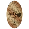 Disney Pressed Penny - Pilot Mickey
