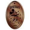 Disney Pressed Penny - Disney Springs - Mickey Mouse