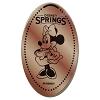 Disney Pressed Penny - Disney Springs - Minnie Mouse