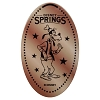 Disney Pressed Penny - Disney Springs - Goofy