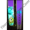 Disney MagicBand Bracelet - Customized - Mike and Sully