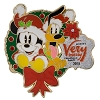 Disney Very Merry Christmas Party Pin - 2015 Jumbo Santa Mickey