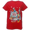 Disney Adult Shirt - 2015 Mickey's Very Merry Christmas Party - Ladies
