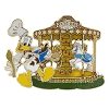 Disney Gingerbread House Pin - 2015 Beach Club Donald