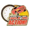 Disney Hollywood Studios Pin - Lights, Motors, Action! - Logo