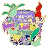 Disney Ariel Pin - Under the Sea Journey of the Little Mermaid