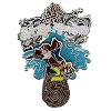 Disney Splash Mountain Pin - Brer Bear and Brer Fox