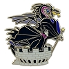 Disney Maleficent Pin - Maleficent and Dragon
