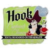 Disney Cruise Line Pin - Captain Hook Captain's Choice