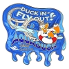 Disney Cruise Line Pin - Donald Duck - AquaDuck