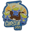 Disney Toy Story Pin - Little Green Men - Chosen One