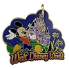 Disney Mickey Pin - Mickey at the Castle - Storybook