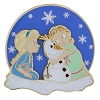 Disney Frozen Pin - Young Anna Elsa and Olaf