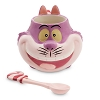 Disney Coffee Cup Mug w/Spoon - Cheshire Cat - Store