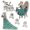 Disney Boxed Pin Set - Frozen Fever - Limited Edition