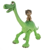 Disney Pixar Figure - The Good Dinosaur - Spot w/Talking Arlo