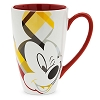 Disney Coffee Cup Mug - Mickey Mouse - Shapes
