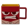 Disney Coffee Cup Mug -  Pixar - Inside Out - Anger - Store
