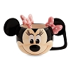 Disney Coffee Cup Mug w/Spoon - Minnie Mouse - Store