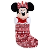 Disney Christmas Holiday Stocking - Plush Minnie - 22''